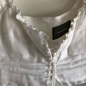 Reformation Tops - Reformation Proust top